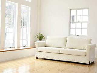 革ソファ、椅子の修理例画像